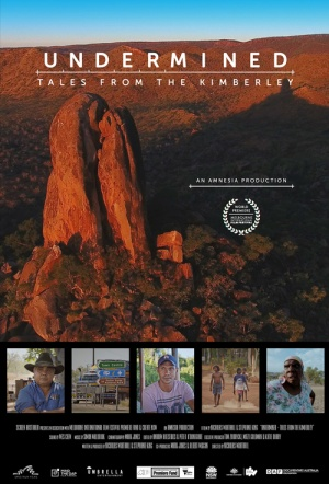 Undermined: Tales from the Kimberley Film Poster
