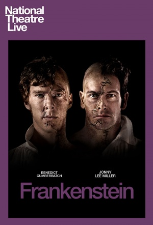 NT Live: Frankenstein (Benedict Cumberbatch)