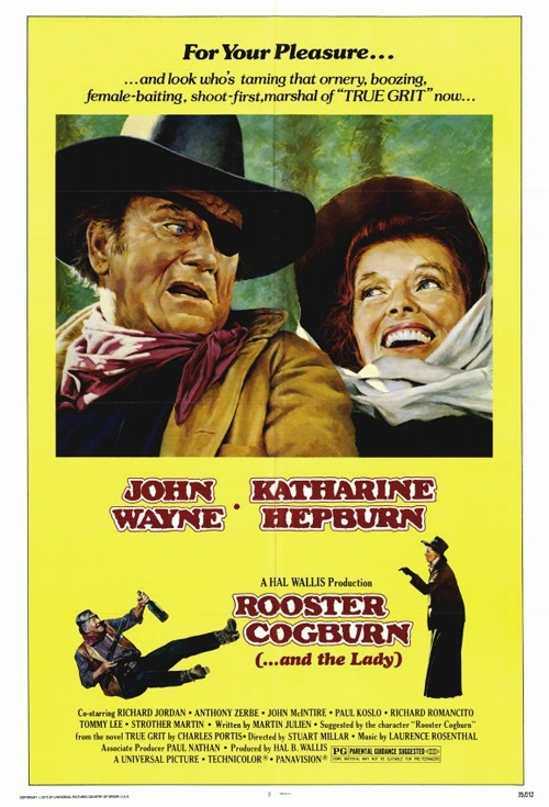 Rooster Cogburn Film Poster