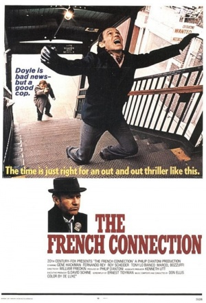 The French Connection Film Poster