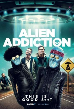 Alien Addiction Film Poster