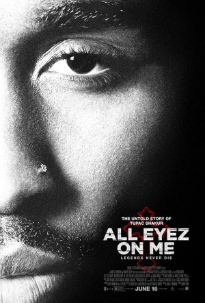 All Eyez on Me Film Poster