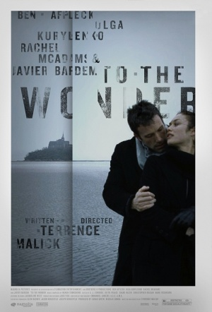 To the Wonder Film Poster