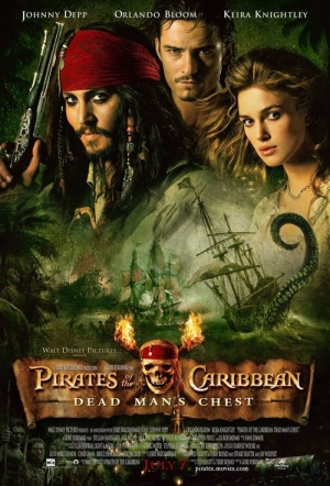Pirates Of The Caribbean: Dead Man's Chest Film Poster
