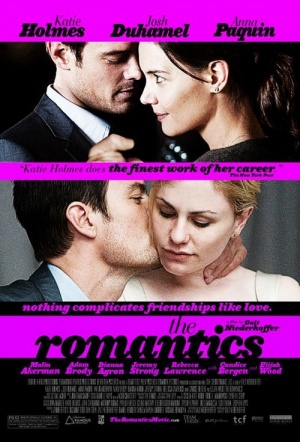 The Romantics Film Poster