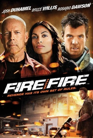 Fire with Fire Film Poster