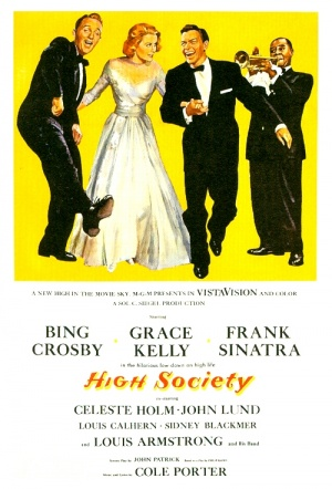 High Society Film Poster