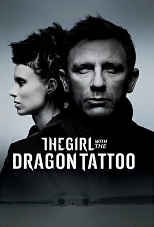 The Girl with the Dragon Tattoo (2011) Film Poster