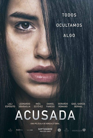 The Accused (Acusada) Film Poster