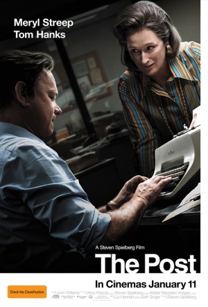 The Post Film Poster