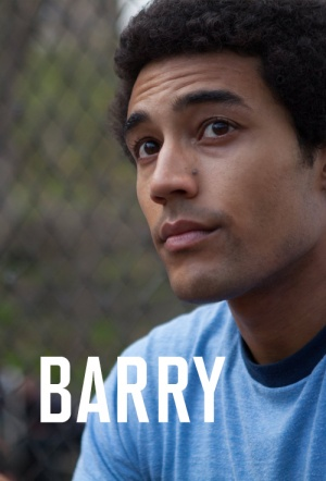 Barry Film Poster
