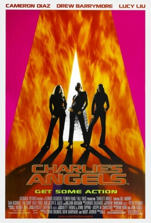 Charlie's Angels (2000) Film Poster