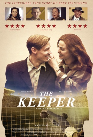 The Keeper (Trautmann) Film Poster