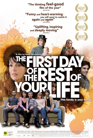 The First Day of the Rest of Your Life Film Poster