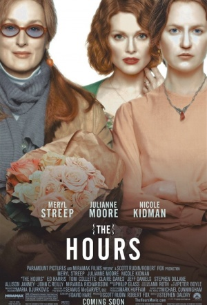 The Hours Film Poster