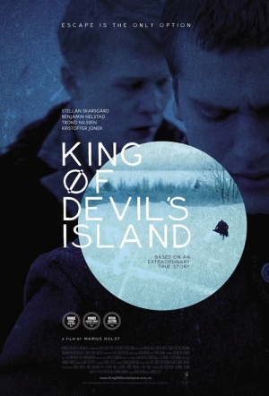 King of Devil's Island Film Poster