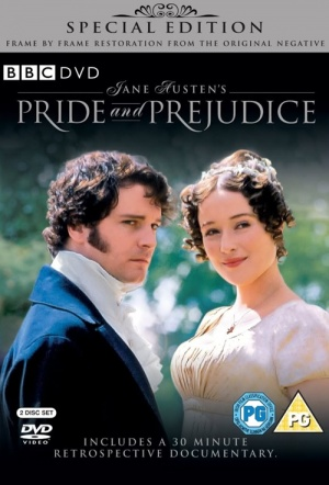 Pride and Prejudice (BBC) Film Poster