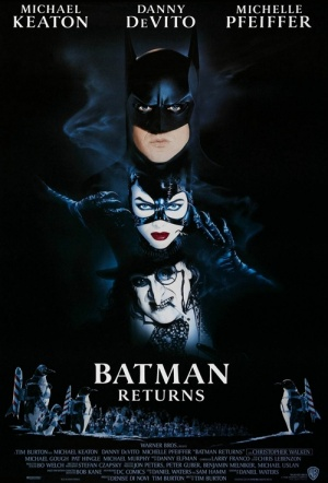 Batman Returns Film Poster