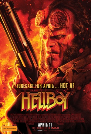 Hellboy (2019) | Movie times & tickets | Flicks com au