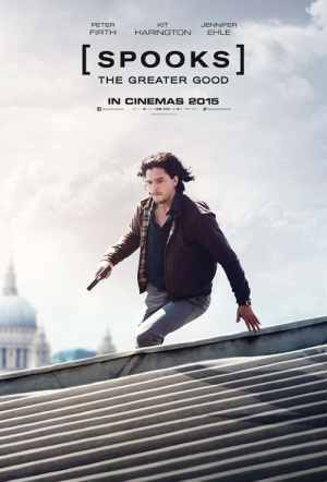 Spooks: The Greater Good Film Poster