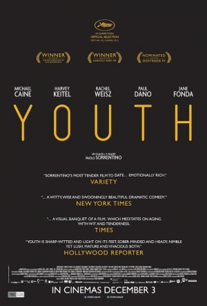 Youth (2015) Film Poster