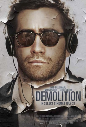 Demolition Film Poster