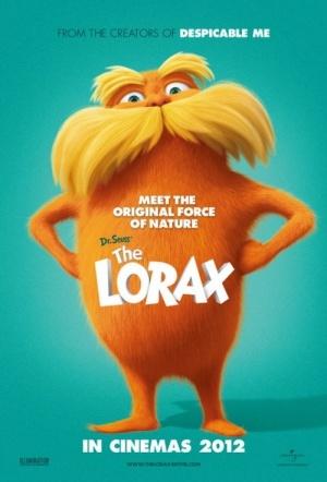 The Lorax 3D