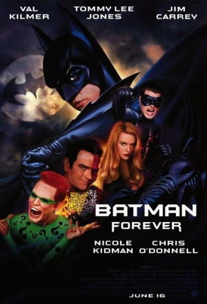 Batman Forever Film Poster