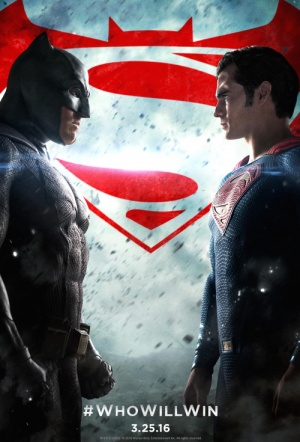 Batman vs. Superman 3D: Dawn of Justice Film Poster