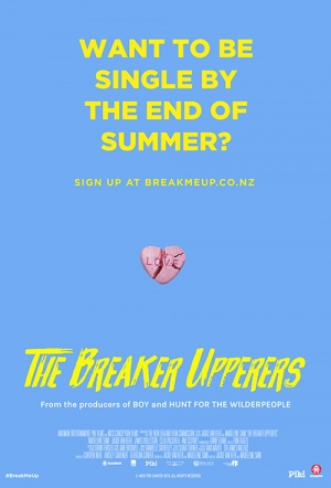 The Breaker Upperers - Ladies Night Screening Film Poster