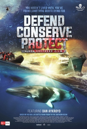 Defend, Conserve, Protect Film Poster