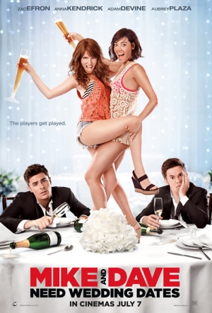 Mike and Dave Need Wedding Dates Film Poster