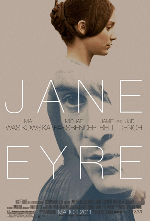 Jane Eyre (2011) Film Poster
