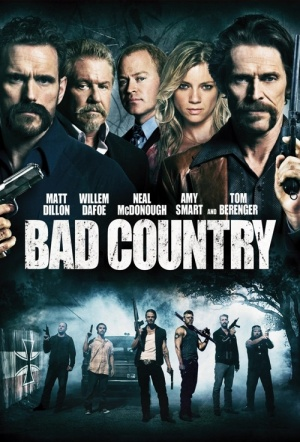 Bad Country Film Poster