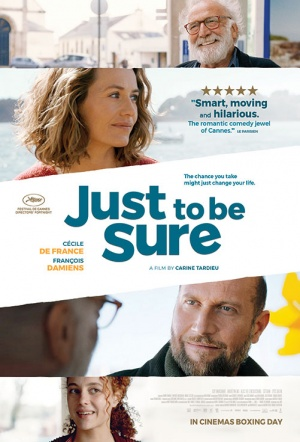 Just to be Sure Film Poster