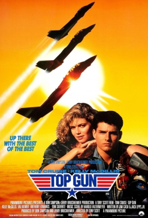 Top Gun 3D Film Poster