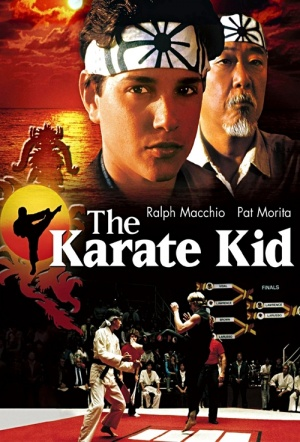 The Karate Kid (1984) Film Poster