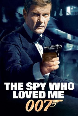 The Spy Who Loved Me Film Poster