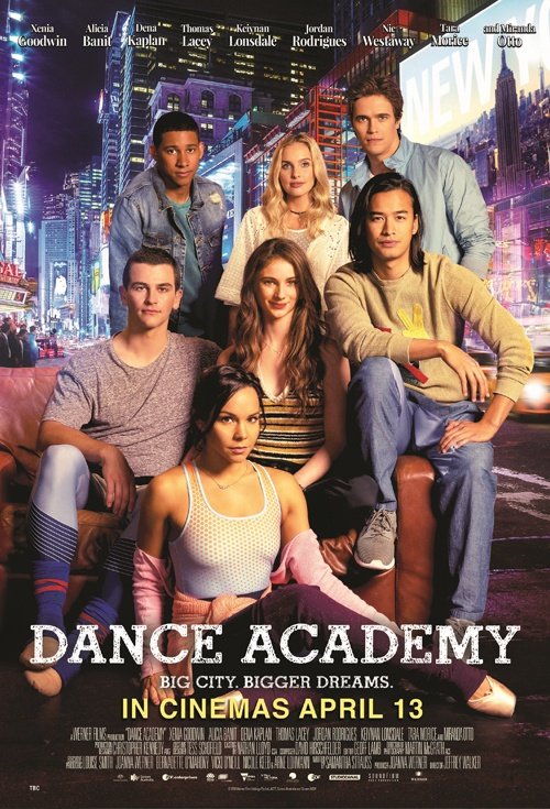 Dance Academy: The Movie
