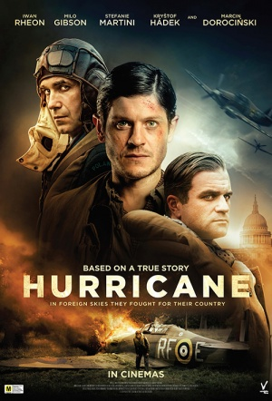 Hurricane (2018) Film Poster