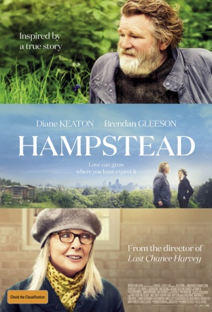 Hampstead Film Poster