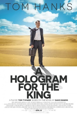 A Hologram for the King Film Poster