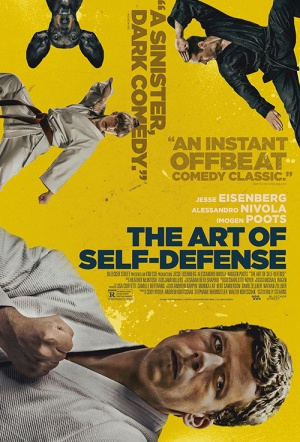 The Art of Self-Defense Film Poster