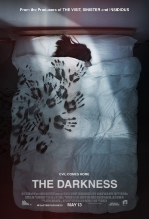 The Darkness (2016) Film Poster