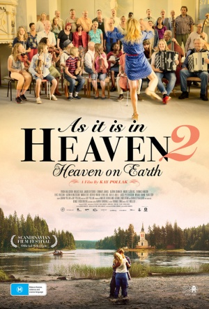 As It Is In Heaven 2: Heaven On Earth Film Poster