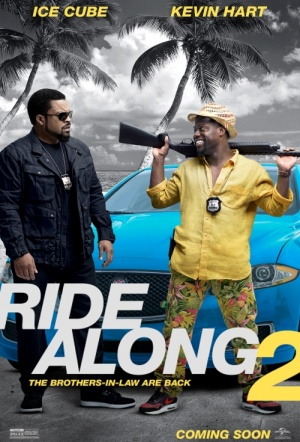Ride Along 2 Film Poster