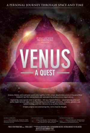 Venus: A Quest