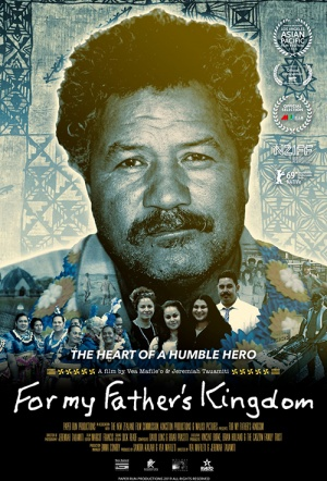 For My Father's Kingdom Film Poster