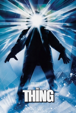 The Thing (1982) Film Poster
