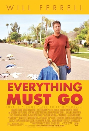 Everything Must Go Film Poster